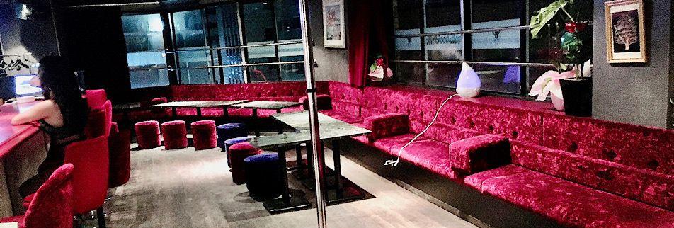 ポールダンスショー  bar will vi   & エステサロン アン.ビアンセ